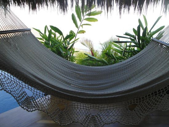 Amuleto: Hammock in our room! Perfect for a nap!