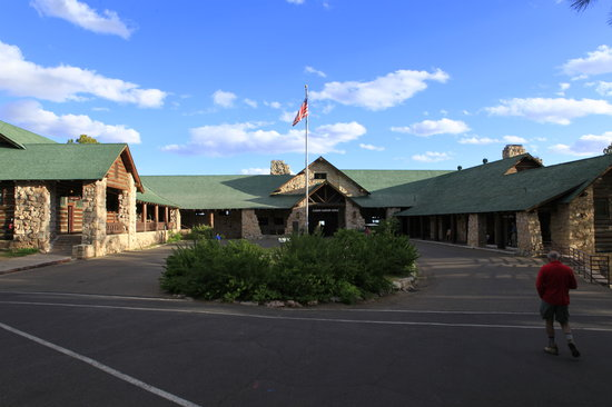 Grand Canyon Lodge - North Rim: Grand Canyon Lodge, north rim