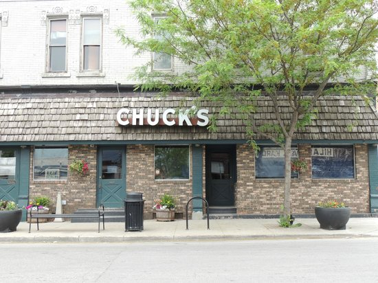 Photo of Italian Restaurant Chuck's Restaurant at 3610 6th Ave, Des Moines, IA 50313, United States