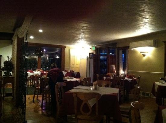 Carriage House Restaurant: Carriage House