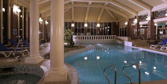 Swimming Pool Picture Of Mottram Hall Mottram St Andrew Tripadvisor