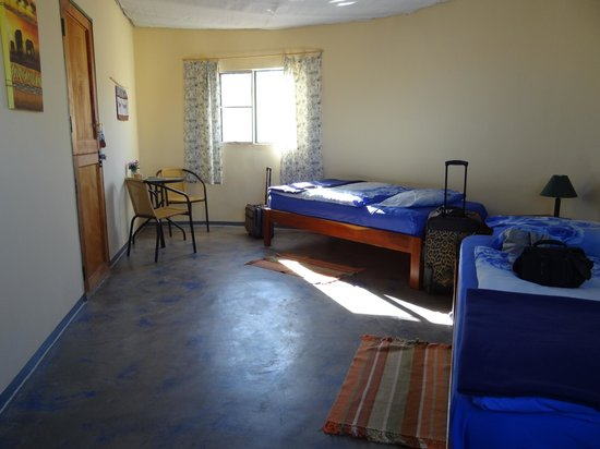 Capricorn Rest Camp: What else do you need?