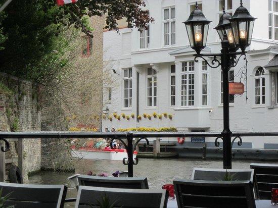 The 57 Restaurant patio