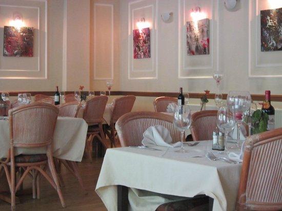 The 57 Restaurant interior