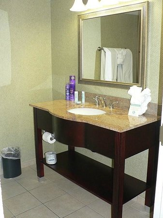 SummerPlace Inn: Bathroom vanity
