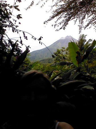 Hotel Mountain Paradise: view of the arenal volcano