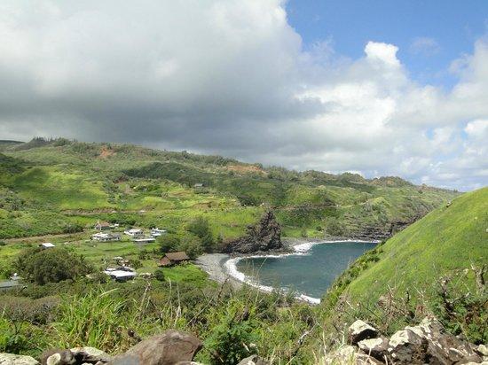 Haleakala Highway (Crater Road): beautiful scenery