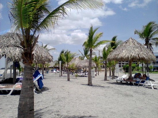 Hotel Playa Blanca Beach Resort: Playa tranquila