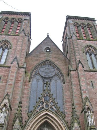 Inverness Cathedral: View