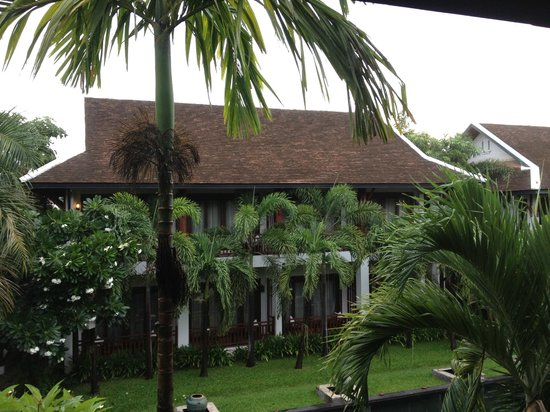 Green Park Boutique Hotel: Hotel grounds