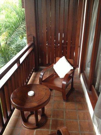 Green Park Boutique Hotel: Balcony