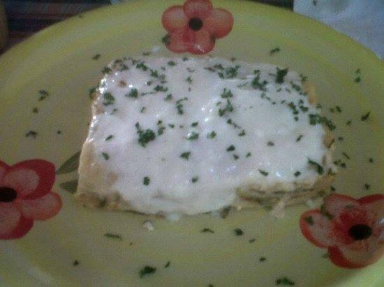 Todo Sabor: Lasagna de vegetales...muy buena!!