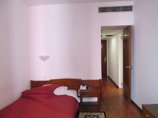 โรงแรมอาเรธูซา: 部屋の広さはまあまあ