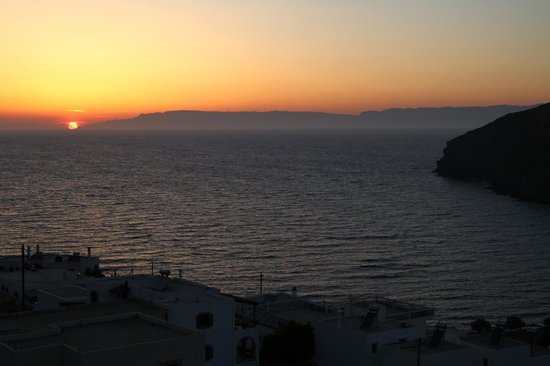 Sea View Apartments by Susi & Sofia: Sea View Sunset May 10