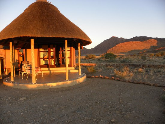 Hoodia Desert Lodge: A beautiful spot in the desert