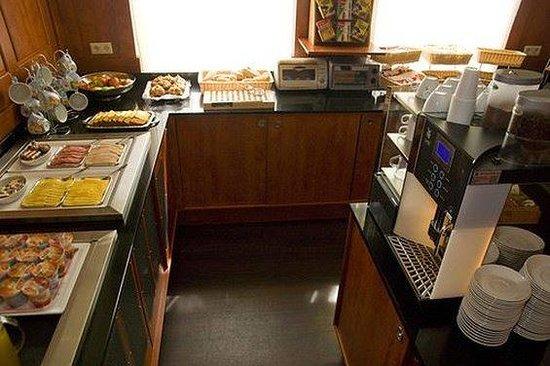 Hotel Milano: Breakfast Room