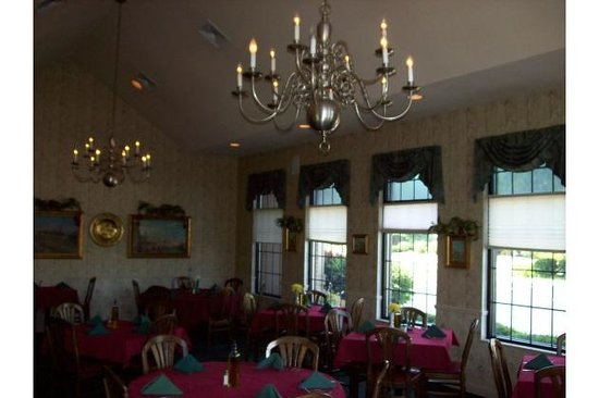 Vitales Italian Cuisine: Dinning Room