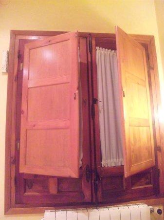 Hotel Sol: 高級すぎる窓