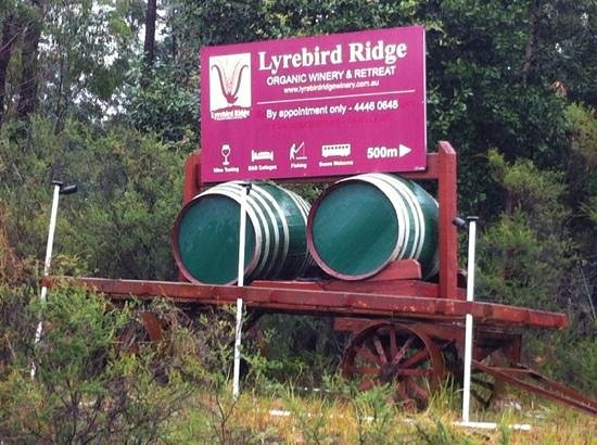 Lyrebird Ridge Organic Winery and Retreat