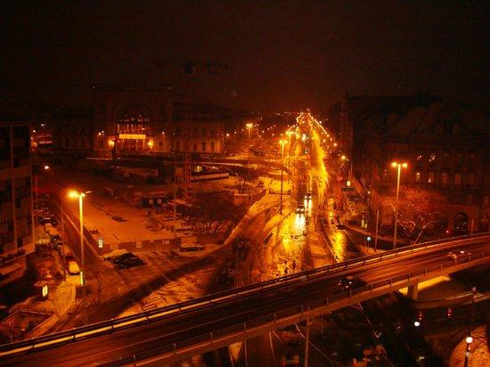 Hotel Hungaria City Center: Θέα από το δωμάτιο