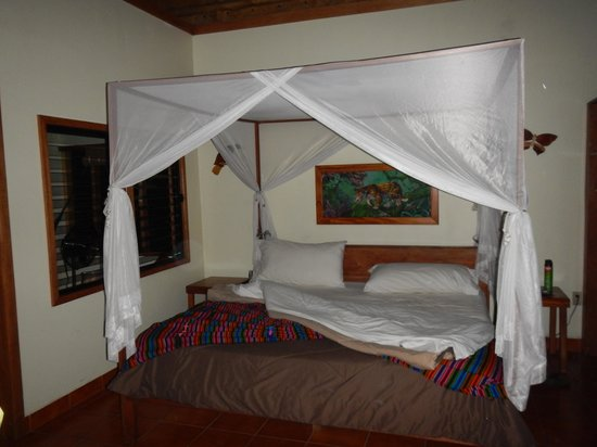 Mariposa Jungle Lodge : Private, clean and comfortable