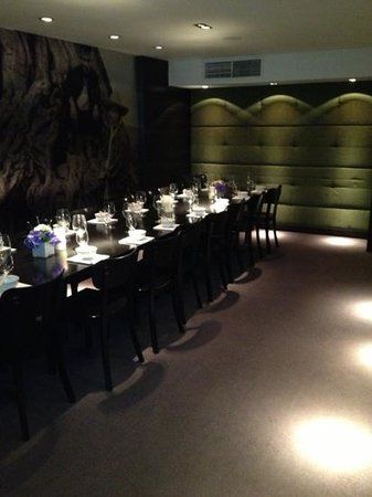 XO: Private Dining Room