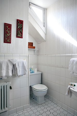 Holiday Chalet : our bath room