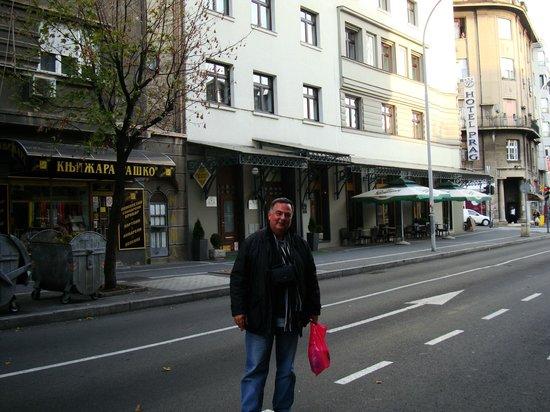 Hotel Prag: Μικρό, ζεστό φιλόξενο ξενοδοχείο