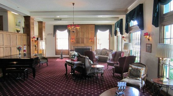 Boulder Dam Hotel: Lobby