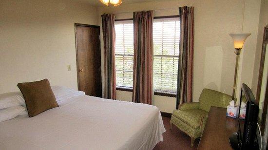 Boulder Dam Hotel: Bedroom