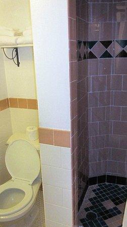 Boulder Dam Hotel: Bathroom