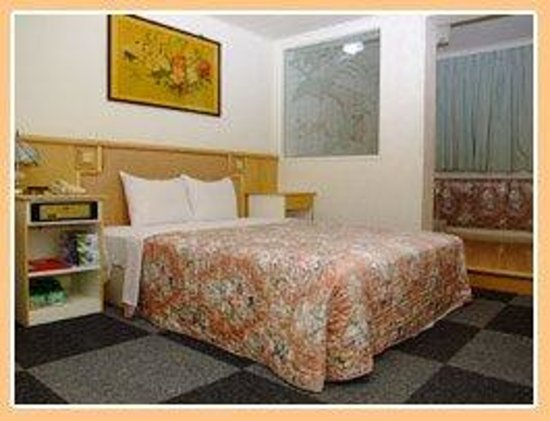 The Lion Hotel: Guest Room