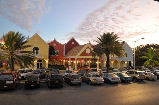 Holiday Beach Hotel and Casino: HOLIDAYEXTERIOR