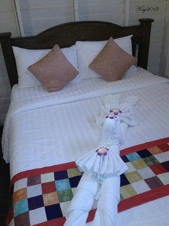 Resort Bangphlat: Big and comfortable