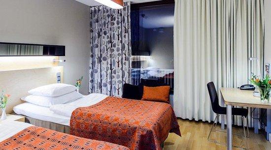 Original Sokos Hotel Tapiola Garden: Superior Room Triple