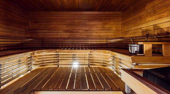 أوريجينال سوكوس هوتل تابيولا جاردين: Sauna