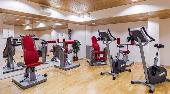 أوريجينال سوكوس هوتل تابيولا جاردين: Gym