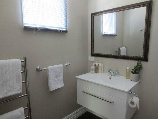 Hillsfield House Bed and Breakfast Marlborough: Bathroom