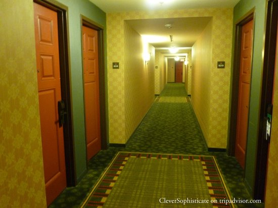 The Lodge and Spa at Callaway Gardens: Hallways