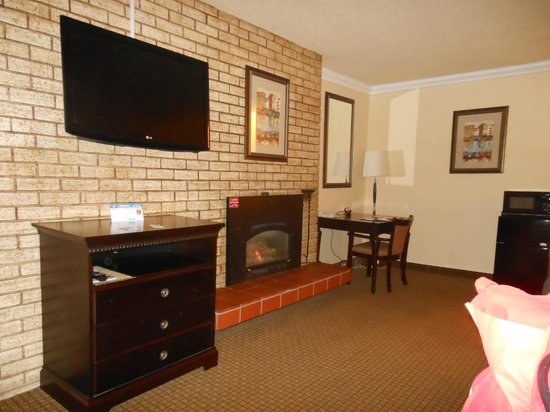 Stargazer Inn and Suites: 2nd Room