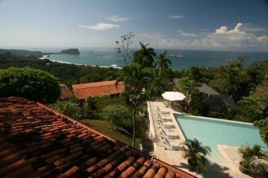 La Mariposa Hotel: Views from the Balconies