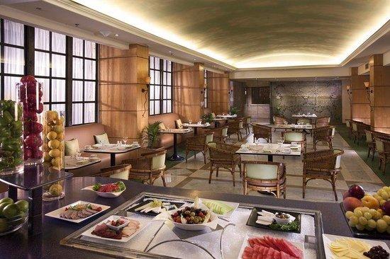 Sonesta Hotel, Tower & Casino Cairo: Green House
