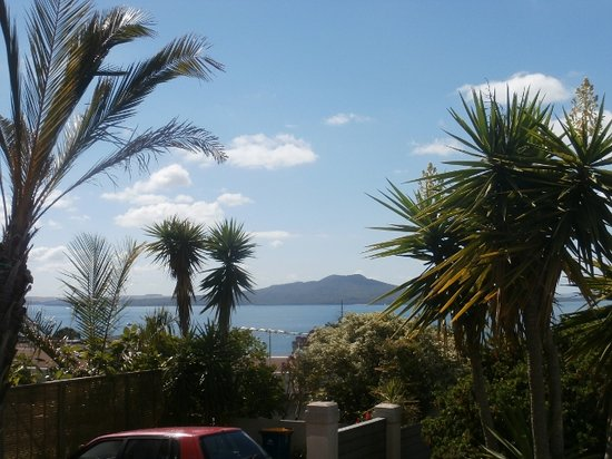 St. Helier's Bay: view from norths shore