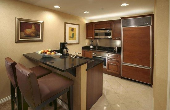 One Bedroom Balcony Suite - The Signature at MGM Grand