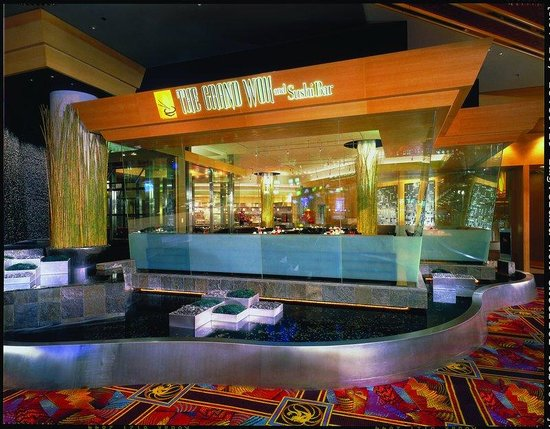 The MGM Grand closed the Grand Wok & Sushi Bar on Monday, Feb. 19, after being at the MGM Grand for 19 years. The restaurant was right off the main casino floor next to the Avenue Cafe. It featured Chinese, Japanese, Korean, Thai and Vietnamese dishes.