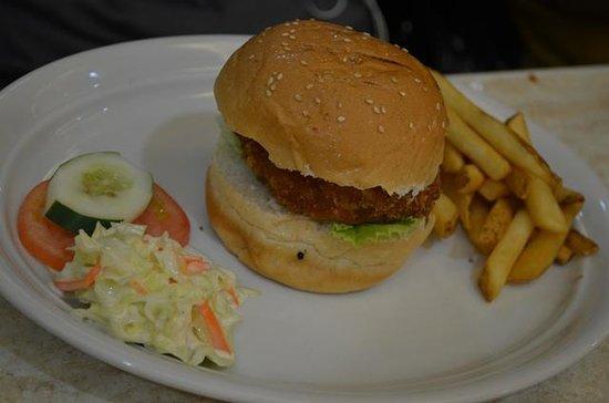 Meat Plus: Seaburger
