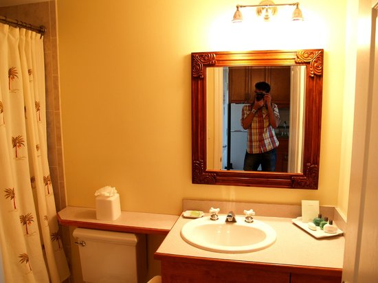 Royal West Indies Resort: Bathroom