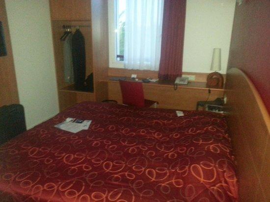 Plume Hotel: Vue de la chambre