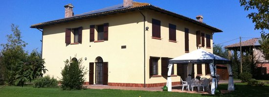 Villa Olga Bed and Breakfast : Vista B&B da sud-est