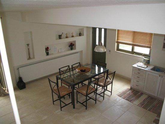 Ideales Resort: cucina/ sala da pranzo